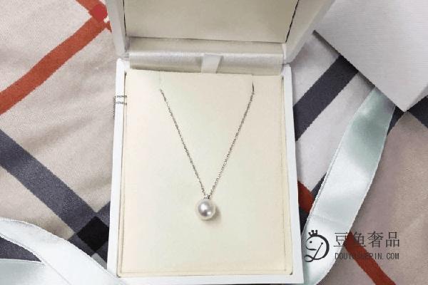 塔思琦珍珠项链可以回收吗?上海哪里回收?
