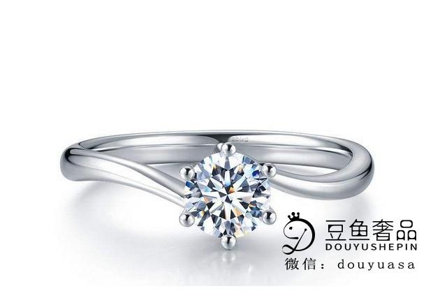 钻石小鸟钻戒回收的价格是多少?