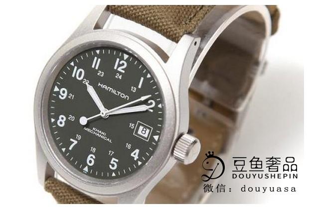 汉密尔顿手表回收价格是多少?哪里可以回收?