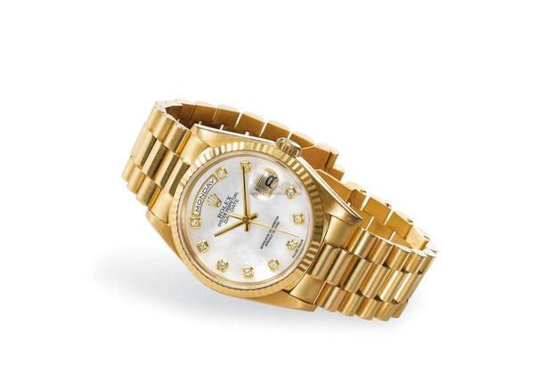 劳力士手表的日常保养