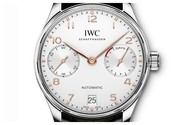 刚买的万国手表回收价格是多少?