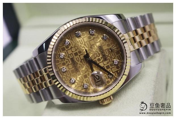 如何区分劳动士日志型系列新老款手表