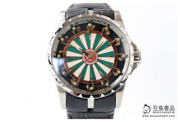 罗杰杜彼十二圆桌骑士手表具有回收价值吗?
