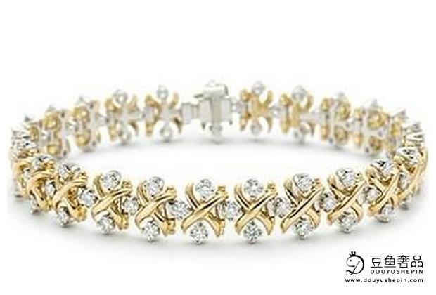蒂芙尼的钻石手链回收几折?上海哪里有回收的?