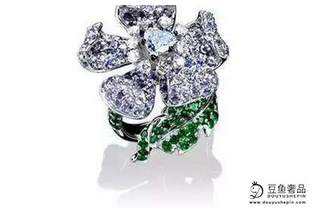 乔治培诺新款Wildflower 系列珠宝首饰鉴赏