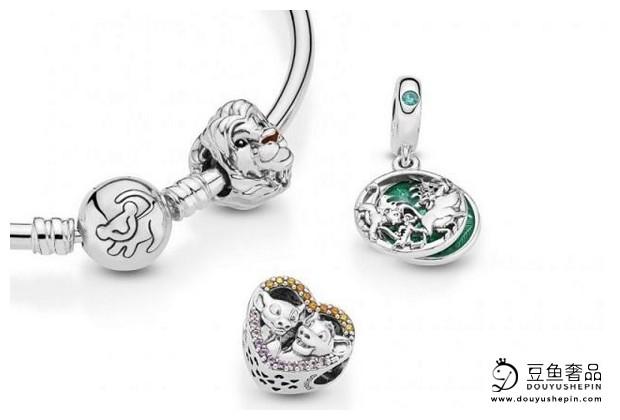 Pandora 迪士尼《狮子王》系列珠宝鉴赏