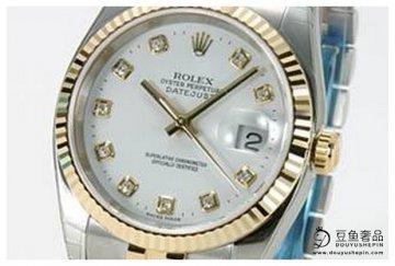 劳力士手表有哪些类型的表带?