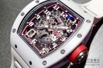 为什么成功男士喜欢穿理查德米勒手表?