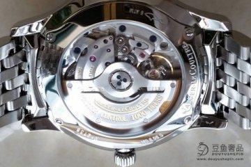 市场价为46,000的积家主系列1548530手表回收