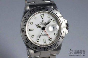 劳力士海使型系列116660-98210黑盘手表在豆
