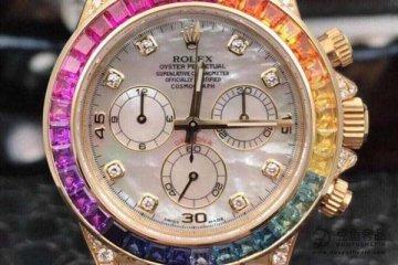 在上海劳力士116233-G-63203深蓝石手表回收