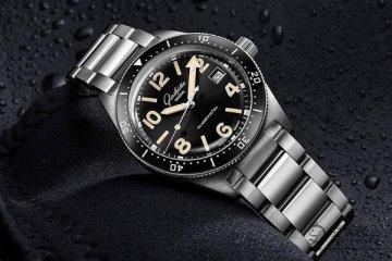 格拉苏蒂原创手表回收价格高吗?手表的