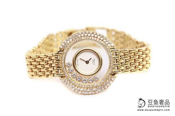 萧邦快乐钻石圆弧手表好回收吗?