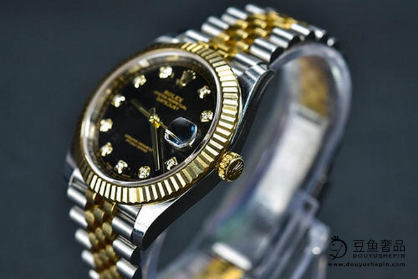 二手劳力士星期日历型系列绿盘手表回收行情怎么样?