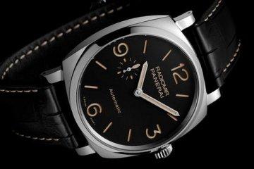 沛纳海LUMINOR系列PAM 00005手表能在上海回收