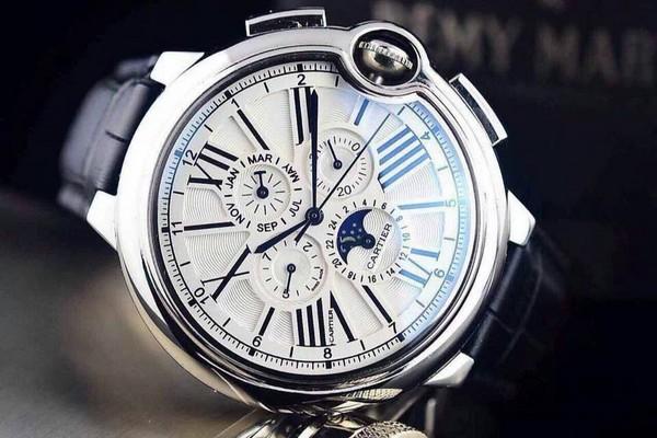 二手卡地亚手表回收的价格是怎么算的?