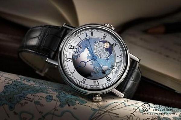 宝玑航海系列5817BA/12/9V8手表的回收市场情况如何?