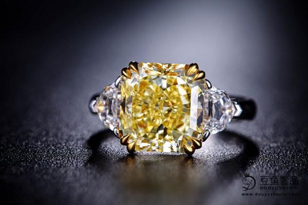 上海哪里回收黄钻?一克拉黄钻回收的价格是多少?