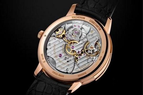 江诗丹顿传承系列87172/000R-9302手表的回收价格到底是多少?