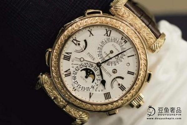 二手的百达翡丽运动优雅系列7118/1200R-001手表回收价格是多少?