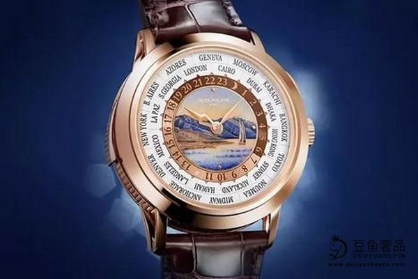 哪里能高价回收百达翡丽超复杂功能计时系列5207G-001手表?