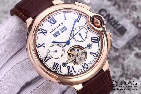在二手表市场上卡地亚蓝气球手表的回收价格是多少?
