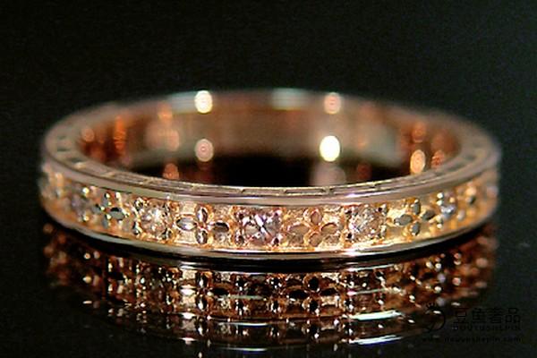 彩钻中的褐色钻石回收价格是多少?