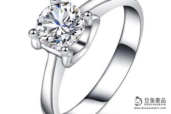 为什么人们都说周大生18k铂金钻戒的回收价格高?