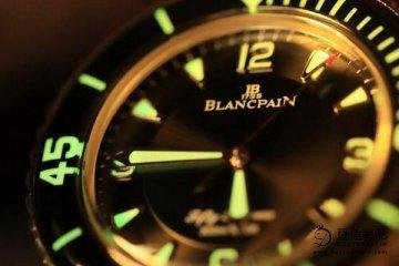 去年买的宝珀女装系列手表还能回收吗