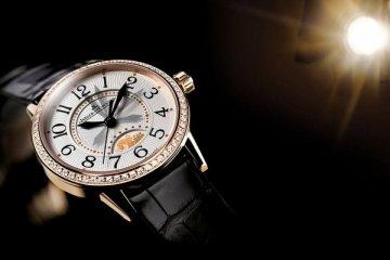 两年前购买的积家大师系列Q151842A手表还