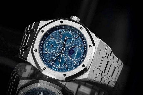 哪里可以看到爱彼新款手表