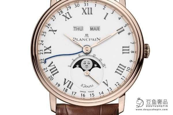 宝珀手表回收,什么样的手表回收价格会更高