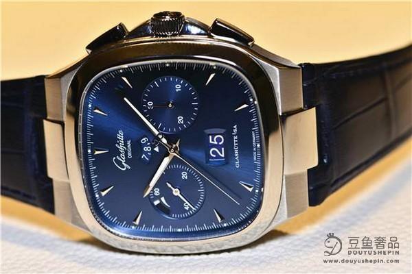 格拉苏蒂原装偏心系列1-90-02-42-32-05二手手表回收价格几折?