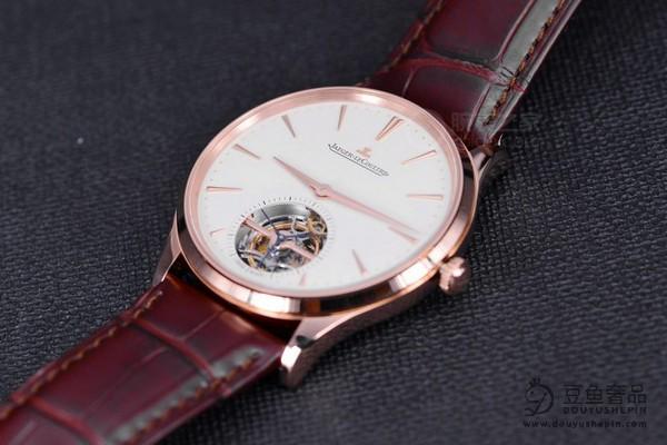 上海积家3912420翻盖系列男士手表几折回收?