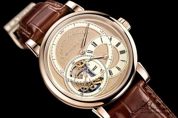 上海哪里回收朗格1号名表,手表回收价格是几折?