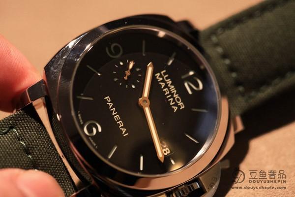 明星王凯佩戴的沛纳海手表能回收多少钱?