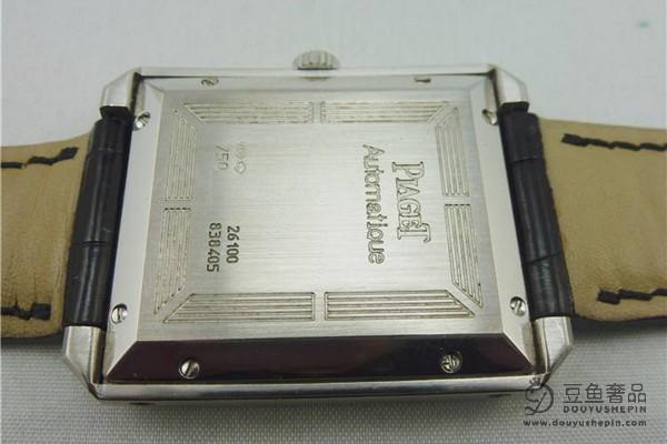 在上海伯爵珠宝腕表系列G0A37042手表能回收多少钱?