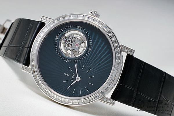 上海伯爵珠宝腕表系列G0A44217钻石名表回收市场